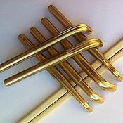 Материалы для творчества ручной работы. Ярмарка Мастеров - ручная работа Инструменты для изготовления цветов - японские ножи. Handmade.