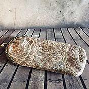 Сумки и аксессуары handmade. Livemaster - original item Glasses case (eyeglass case). Handmade.
