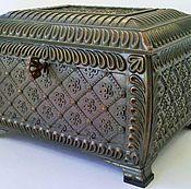 Винтаж handmade. Livemaster - original item Until 1961. The box. casting.. Handmade.
