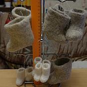 Куклы и игрушки ручной работы. Ярмарка Мастеров - ручная работа валенки. Handmade.