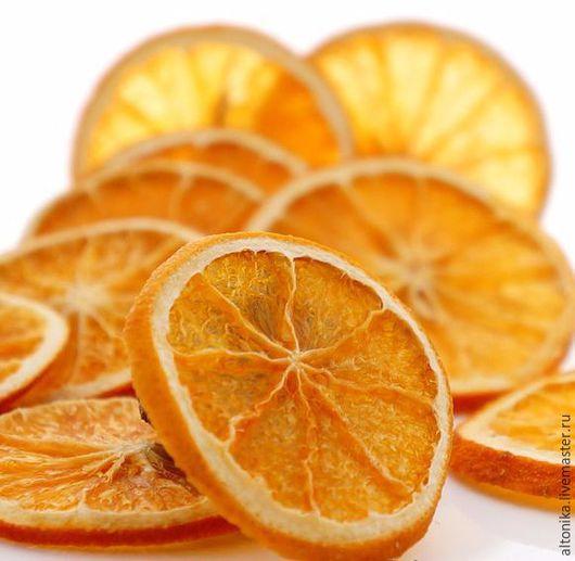 Другие виды рукоделия ручной работы. Ярмарка Мастеров - ручная работа. Купить Дольки апельсина. Handmade. Коричневый, палочки корицы