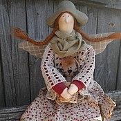 """Куклы и игрушки ручной работы. Ярмарка Мастеров - ручная работа По мотивам """"Ксюша и Компот"""". Handmade."""