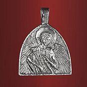 """Подарки к праздникам ручной работы. Ярмарка Мастеров - ручная работа """"Ангел"""" - медальон. Handmade."""
