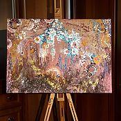 Картины и панно handmade. Livemaster - original item Pictures: Interior painting