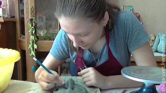Обучающие материалы ручной работы. Ярмарка Мастеров - ручная работа. Купить Онлайн обучение: скульптура, композиция, рисунок - индивидуально. Handmade.