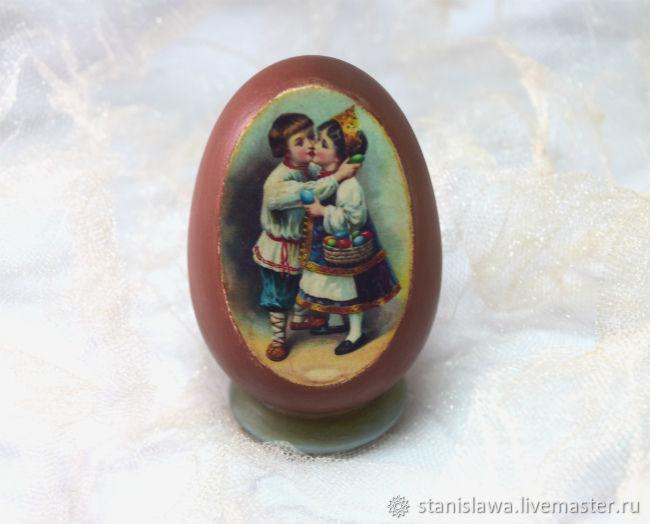 Пасхальное яйцо, Яйца, Междуреченск,  Фото №1
