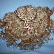 Винтаж handmade. Livemaster - original item Wig for dolls. Handmade.