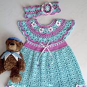 Одежда для девочек Платья купить на Ярмарке Мастеров, Работы для детей ручной работы