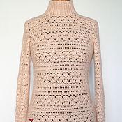 Одежда handmade. Livemaster - original item Warm knitted sweater