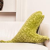 """Для дома и интерьера ручной работы. Ярмарка Мастеров - ручная работа подушка-тень """"Тунга"""". Handmade."""