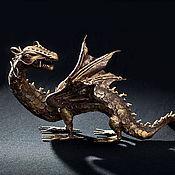 """Куклы и игрушки ручной работы. Ярмарка Мастеров - ручная работа Дракон """"Проект 12"""". Handmade."""