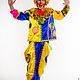 Карнавальные костюмы ручной работы. Заказать костюм клоуна,клоунессы. наталья (ppoprct). Ярмарка Мастеров. Радость, веселый