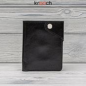 Сумки и аксессуары handmade. Livemaster - original item Leather wallet MAGNUM. Wallet for men. Handmade.