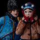 """Коллекционные куклы ручной работы. Ярмарка Мастеров - ручная работа. Купить Художественная кукла """"Василёк и Васелинка"""". Handmade. Девочка, Паперклей"""