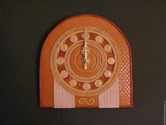 Часы для дома ручной работы. Ярмарка Мастеров - ручная работа. Купить Часы Старинные Керамика. Handmade. Часы, часы интерьерные