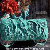 Сумки и аксессуары handmade. Livemaster - original item Clutch bag handmade