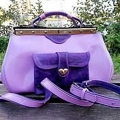 Сумки и аксессуары handmade. Livemaster - original item Bag womens leather Butterfly. Handmade.