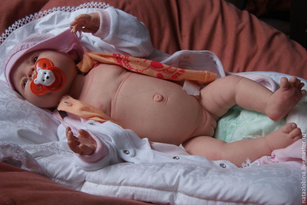 Кукла силиконовая реборн купить где