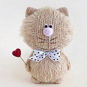 Куклы и игрушки handmade. Livemaster - original item Cat Valentine.. Handmade.