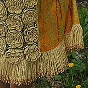 """Одежда ручной работы. Ярмарка Мастеров - ручная работа Платье """"Цветение. Полдень"""". Handmade."""