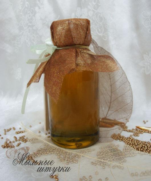 """Масла и смеси ручной работы. Ярмарка Мастеров - ручная работа. Купить """"Золото Инков"""" масло гидрофильное для тела. Handmade. для тела"""
