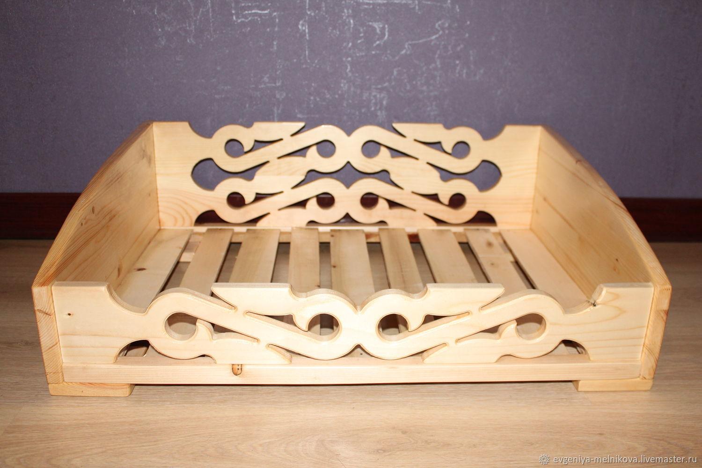 Кроватка - лежанка из дерева, Лежанки, Севастополь,  Фото №1