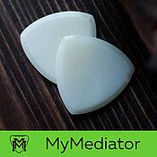 Музыкальные инструменты handmade. Livemaster - original item Mediator of bone: Bass Camel. Handmade.