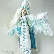 Куклы и игрушки ручной работы. Ярмарка Мастеров - ручная работа СИРИН. Авторская шарнирная кукла бжд из полиуретана, doll art bjd. Handmade.