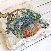 Для дома и интерьера handmade. Livemaster - original item Panel-hanger