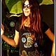 Футболки, майки ручной работы. Заказать Футболка Летающая золотая рыбка. Ирина - АртМайка и Чемодан чудес (artmaika). Ярмарка Мастеров.