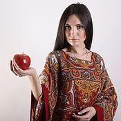 """Одежда ручной работы. Ярмарка Мастеров - ручная работа Платье """"Испанское"""" красное-прекрасное). Handmade."""