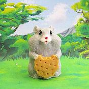 Косметика ручной работы handmade. Livemaster - original item Soap Hamster. Handmade.