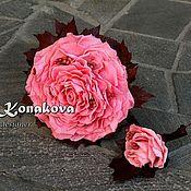 Свадебные букеты ручной работы. Ярмарка Мастеров - ручная работа Букет невесты из стабилизированных цветов. Handmade.