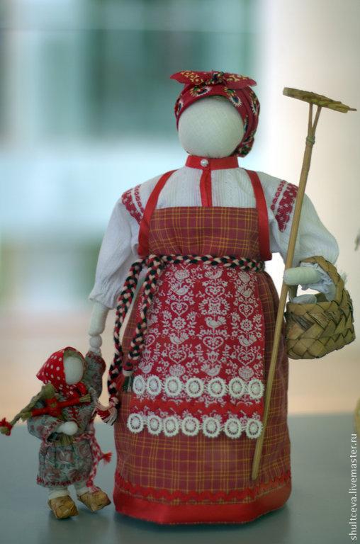 """Коллекционные куклы ручной работы. Ярмарка Мастеров - ручная работа. Купить Коллекционная кукла """"Лето.Страда"""". Handmade. Интерьерная кукла"""