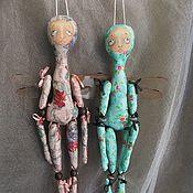 Куклы и игрушки ручной работы. Ярмарка Мастеров - ручная работа Стрекозы. Handmade.