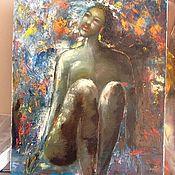 """Картины и панно ручной работы. Ярмарка Мастеров - ручная работа Картина """"Свет жизни"""". Handmade."""