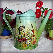 Цветы и флористика handmade. Livemaster - original item watering