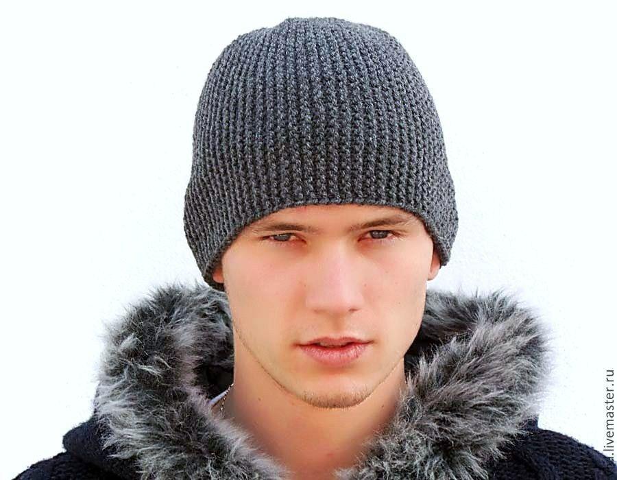Купить вязаные женские шапки в интернет магазине