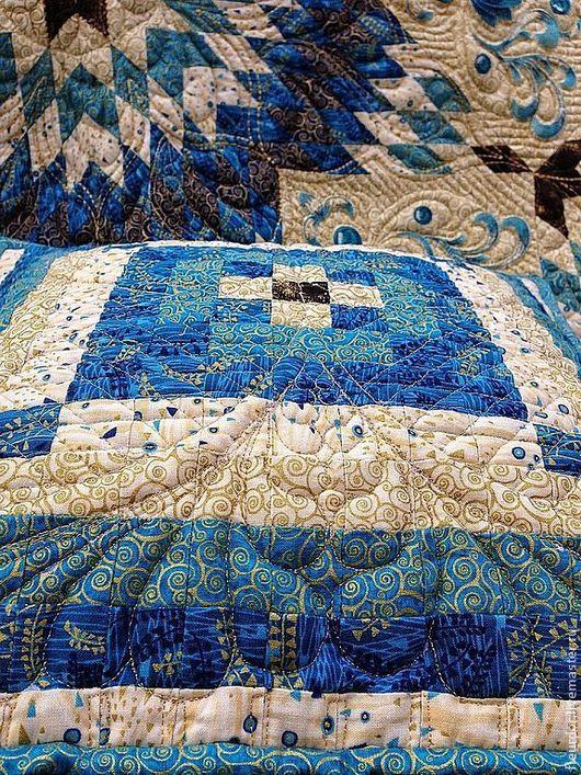 Наволочка для одеялка `Водная мозаика`.