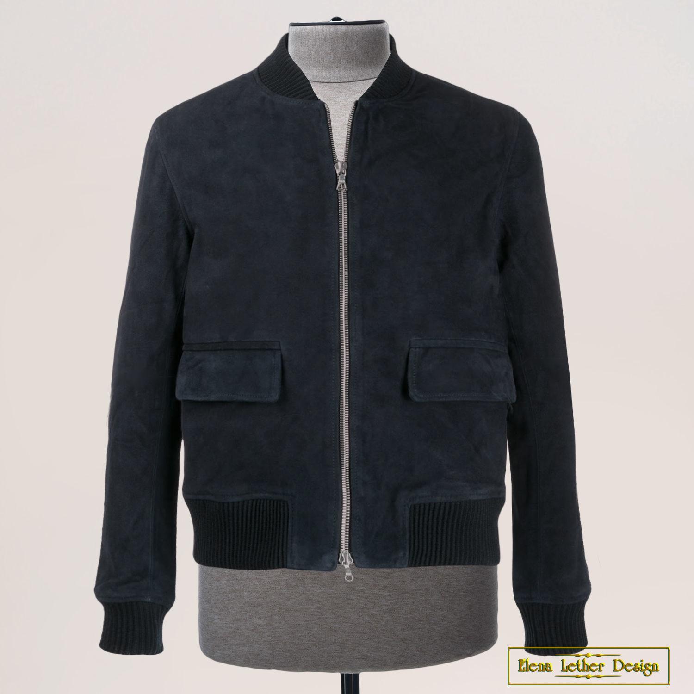 Jacket men's 'Sportchek' made of genuine leather, Mens outerwear, Rodniki,  Фото №1