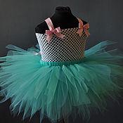 """Работы для детей, ручной работы. Ярмарка Мастеров - ручная работа Платье """"Очарование"""". Handmade."""
