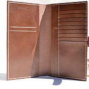 Сумки и аксессуары handmade. Livemaster - original item wallet for avtodokumentov. Handmade.