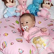 Куклы и игрушки ручной работы. Ярмарка Мастеров - ручная работа Кукла реалборн Элизабет.. Handmade.