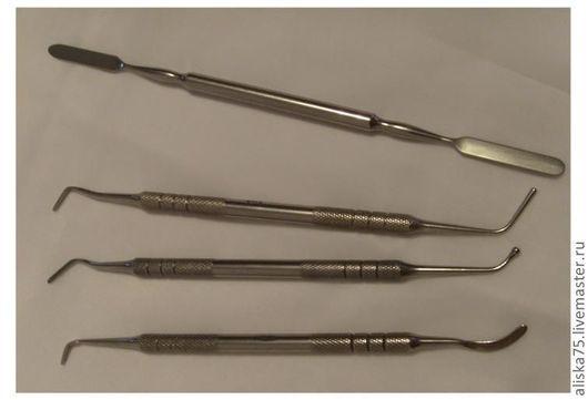 Другие виды рукоделия ручной работы. Ярмарка Мастеров - ручная работа. Купить Инструмент двухсторонний. Handmade. Хирургическая сталь