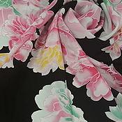 Материалы для творчества handmade. Livemaster - original item Fabric: Marni silk crepe. Handmade.