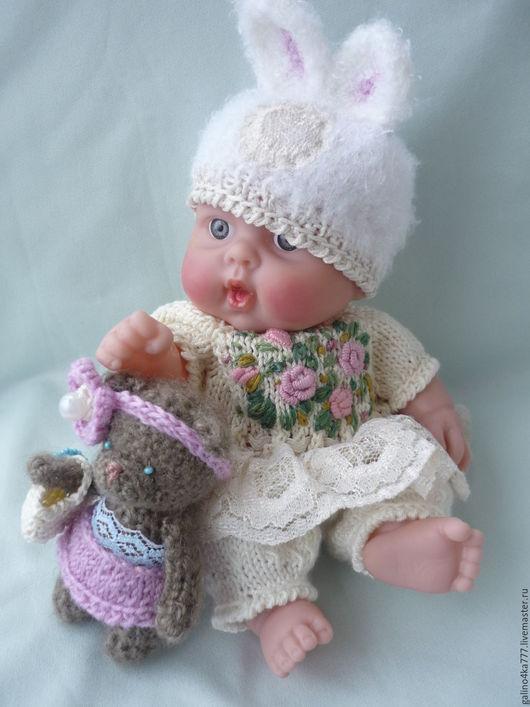 Куклы-младенцы и reborn ручной работы. Ярмарка Мастеров - ручная работа. Купить Милаша. Handmade. Ручная работа, подарок на свадьбу