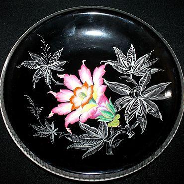 Vintage handmade. Livemaster - original item Interior dish