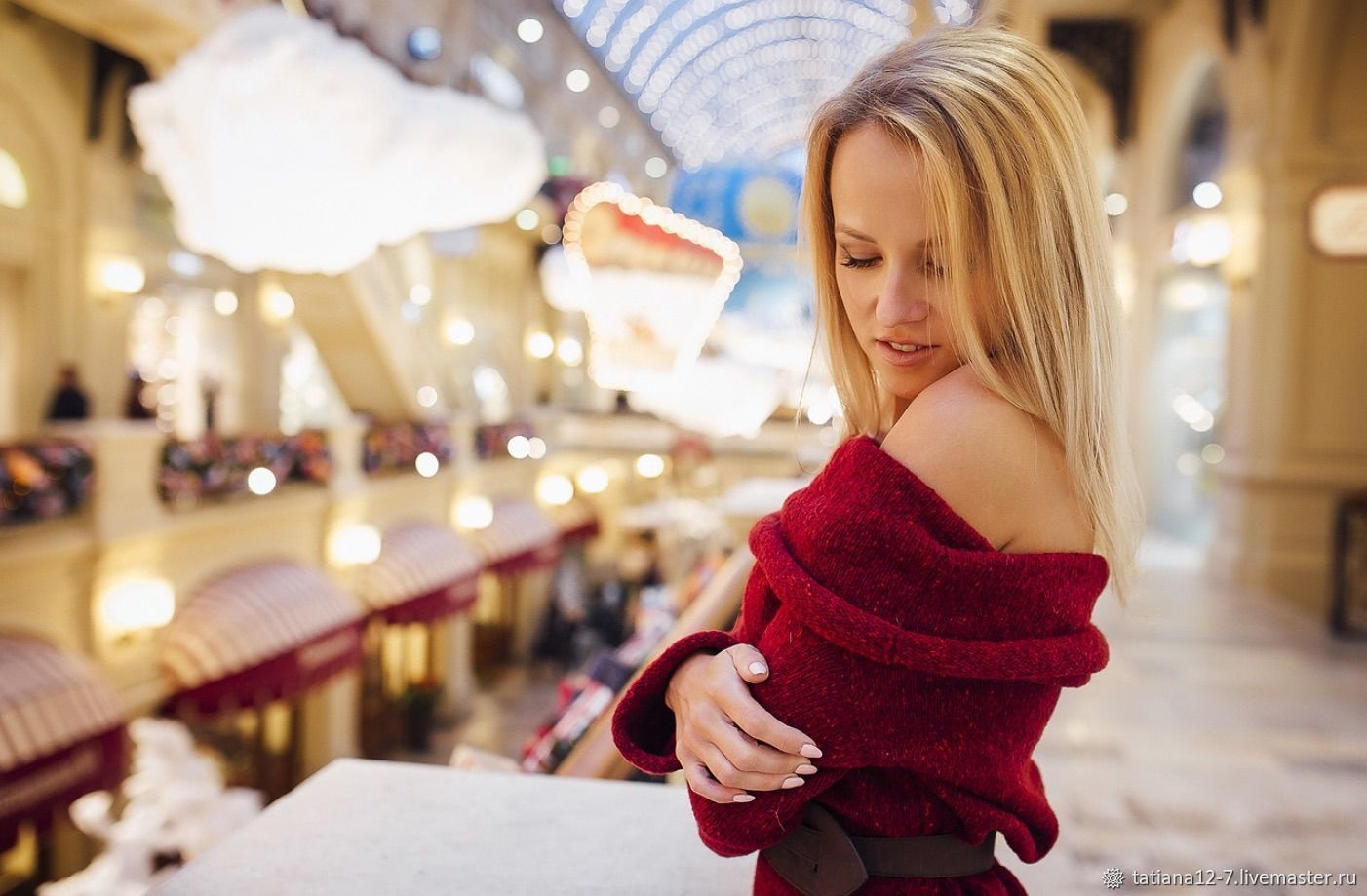 ' Scarlet ' author's dress, Dresses, Moscow,  Фото №1