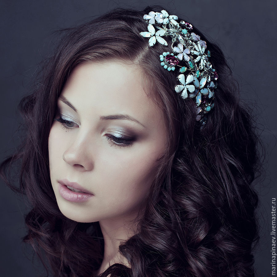 """Spring Blossom"" диадема, Диадемы, Санкт-Петербург, Фото №1"