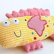 Куклы и игрушки ручной работы. Ярмарка Мастеров - ручная работа Рыбка. Handmade.